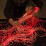 fiber optic sensory sideglow kit