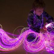 Max 2 sensory fiber optic lighting kit