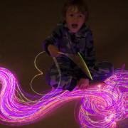 Max sensory sidesparkle fiber optic lighting