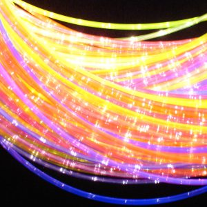 UV sensory fiber optic lighting kit 2