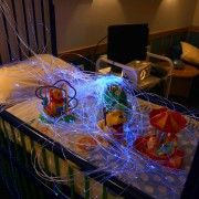 fibre optic lighting childrens hospital