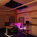 fibre optic lighting hospital for children 2