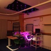 fibre optic lighting hospital for children 2