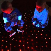fiber optic carpet sensory lighting 2