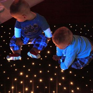 sensory star carpets