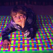 uv reactive mat sensory toys