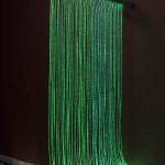 SENSORY WALL CASCADE GREEN