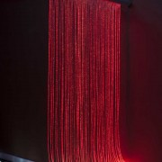 SENSORY WALL CASCADE RED